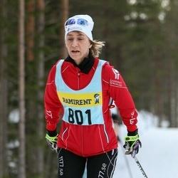 Skiing 90 km - Elin Dahlman (8017)