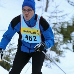 Skiing 90 km - Anders Olausson (4627)