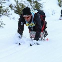 Skiing 90 km - Åsa Rössel (1197)