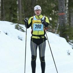 Skiing 90 km - Andreas Hjalmarsson (2907)
