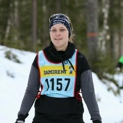 Skiing 90 km - Erika Simons (11577)