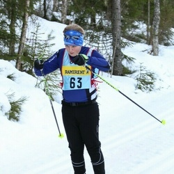 Skiing 90 km - Emil Andersson (637)