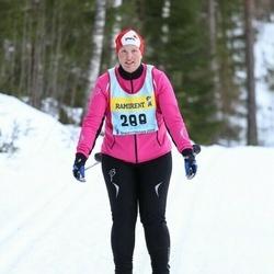Skiing 90 km - Hanna Söderberg (2887)