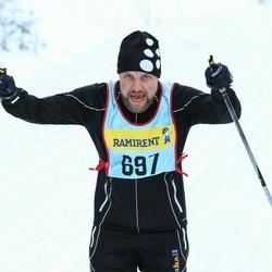 Skiing 90 km - Roger Karlsson (6977)