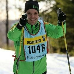 Skiing 90 km - Nils Vinneby (10467)