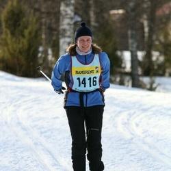 Skiing 90 km - Agnetha Medeström (14167)