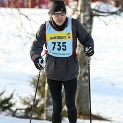 Skiing 90 km - Anders Nordström (7357)