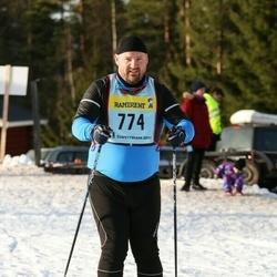 Skiing 90 km - Anders Ottosson (7747)