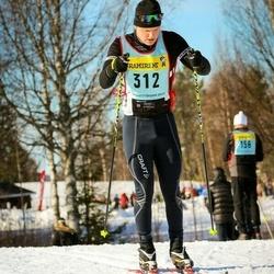 Skiing 90 km - Alexander Bogesten (3126)
