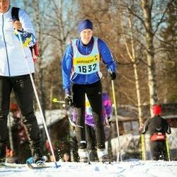Skiing 90 km - Jennie Axin (16326)
