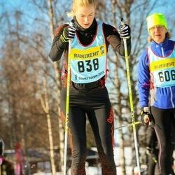 Skiing 90 km - Emelie Raba (8386)