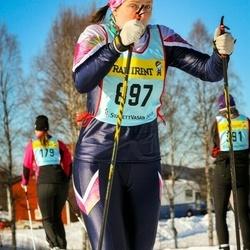 Skiing 90 km - Annette Åkerström (8976)