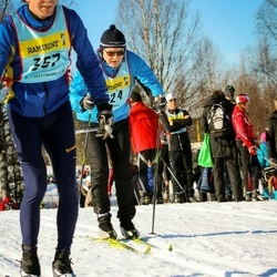 Skiing 90 km - Tore Jacobsson (8246)