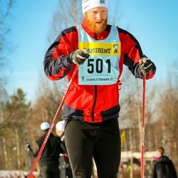 Skiing 90 km - Anders Prästings (5016)