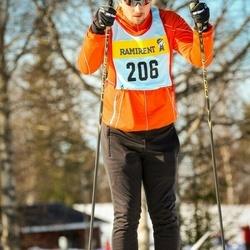 Skiing 90 km - Johan Nylén (2066)