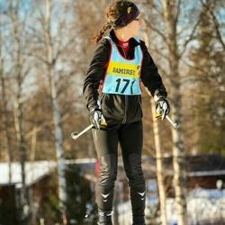 Skiing 90 km - Eva Nyman (1716)