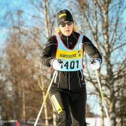 Skiing 90 km - Helena Randström (14016)