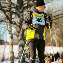 Skiing 90 km - Rickard Sjölund (3856)
