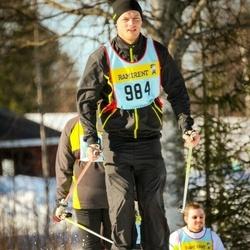 Skiing 90 km - Sammy Bengtsson (9846)