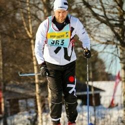 Skiing 90 km - Stefan Wennerström (3636)