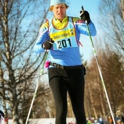 Skiing 90 km - Torbjörn Bark (2016)
