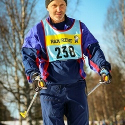 Skiing 90 km - Anders Jönsson (2386)
