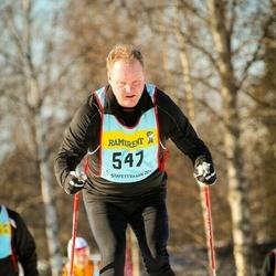 Skiing 90 km - Pär Uhlin (5476)