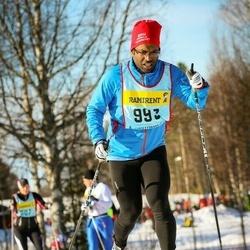 Skiing 90 km - Moses Högback (9936)