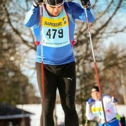 Skiing 90 km - Greger Brändström (4796)