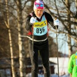 Skiing 90 km - Mats Anderman (8366)