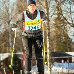 Skiing 90 km - Maje Carlberg (12456)