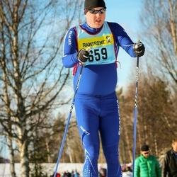 Skiing 90 km - Anders Brelind (6596)