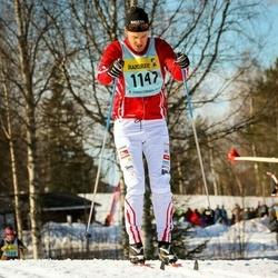 Skiing 90 km - Albin Grahn (11476)