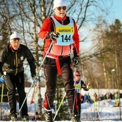 Skiing 90 km - Kristian Ericsson (1446)