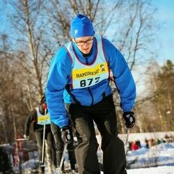 Skiing 90 km - Fredrik Stjernholm (8726)