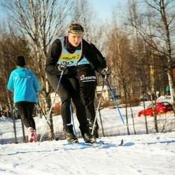 Skiing 90 km - Hannes Larsson (3476)