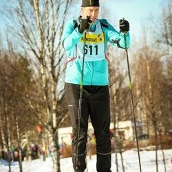 Skiing 90 km - Mikael Jonsson (6116)