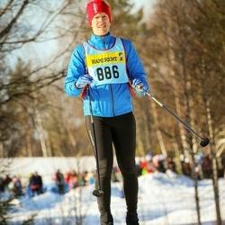 Skiing 90 km - Mats Blom (8866)