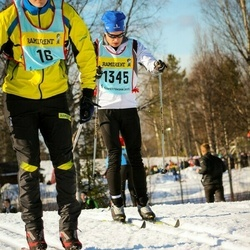 Skiing 90 km - Tommy Olofsson (13456)
