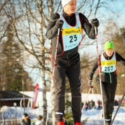 Skiing 90 km - Andreas Franzon (236)
