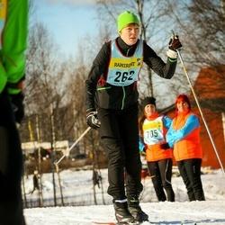 Skiing 90 km - Agneta Larsen (2626)