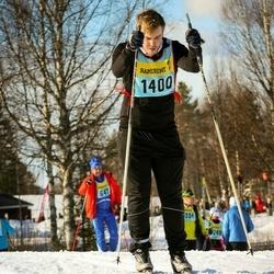 Skiing 90 km - Adrian Difs (14006)