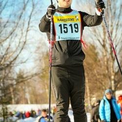 Skiing 90 km - Dick Gunnarsson (15196)