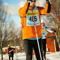 Skiing 90 km - Anders Larsson (4056)