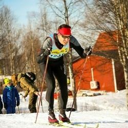 Skiing 90 km - Adrian Steiner (12306)