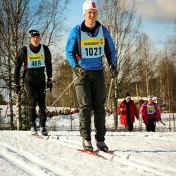 Skiing 90 km - Christian Umeland (10216)