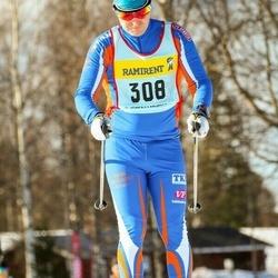 Skiing 90 km - Henrik Jonsson (3086)
