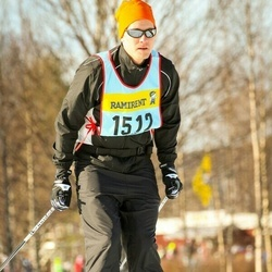 Skiing 90 km - Fredrik Westerlund (15126)