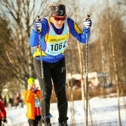 Skiing 90 km - Fredrik De Maré (10626)