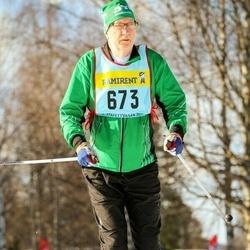 Skiing 90 km - Bruno Lindström (6736)